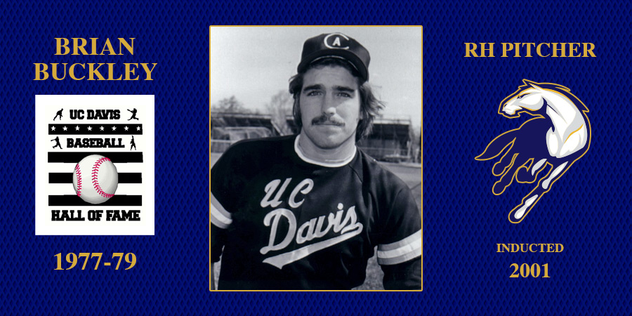 uc davis baseball hall of fame inductee John Clay