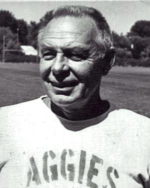 UC Davis Baseball Hall of Fame Inductee Dick Lewis