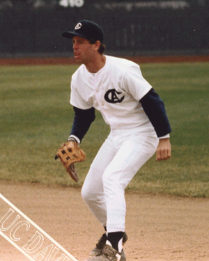 UC Davis Baseball Hall of Fame Inductee Jason Wright