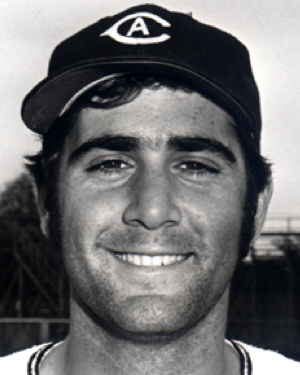 UC Davis Baseball Hall of Fame Inductee John Repetto