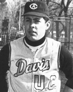 UC Davis Baseball Hall of Fame Inductee Phil Swimley