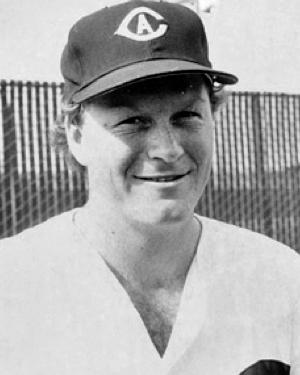 UC Davis Baseball Hall of Fame Inductee Steve Roberts
