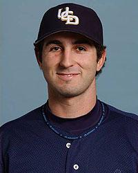 UC Davis Baseball Hall of Fame Inductee Daniel Descalso