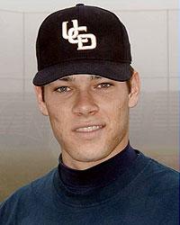 UC Davis Baseball Hall of Fame Inductee Michael Potter